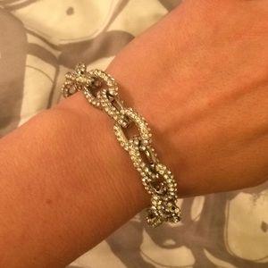 Urban Gem Bling On Bracelet